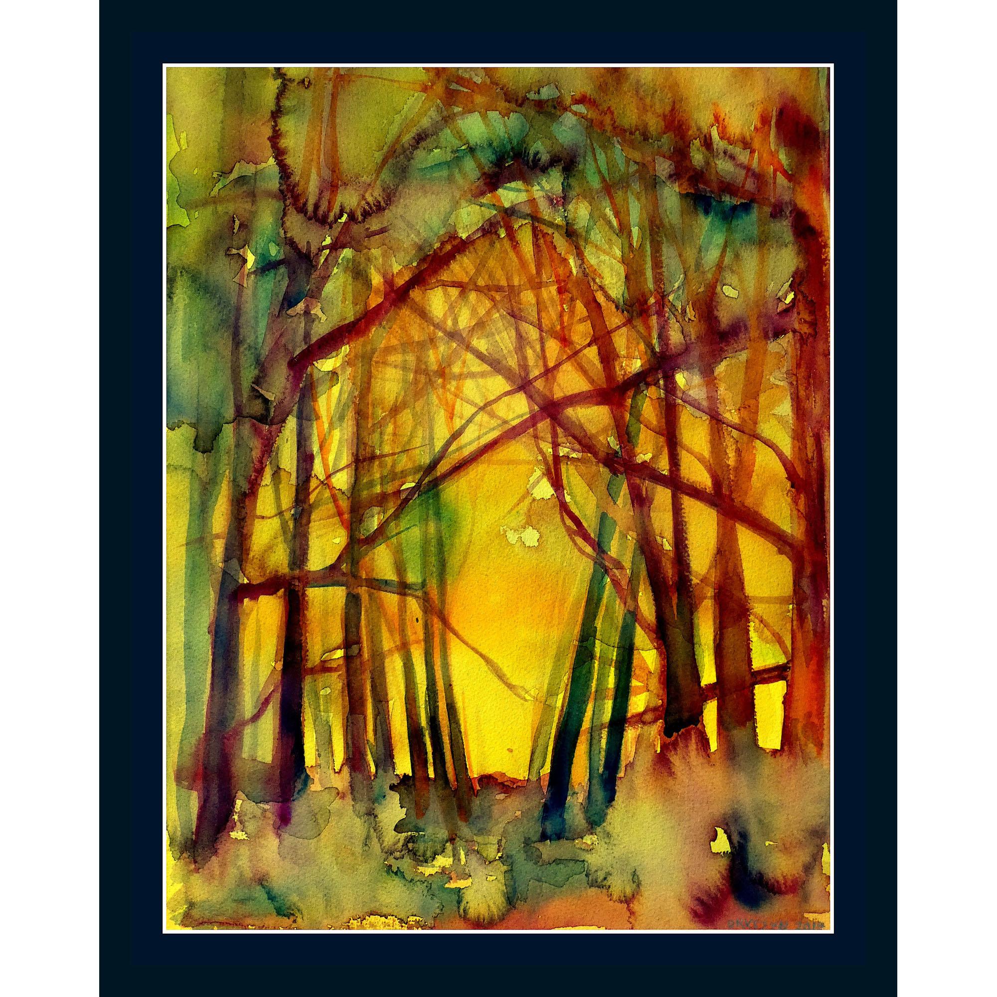ORYSZYN - Światło lasu I