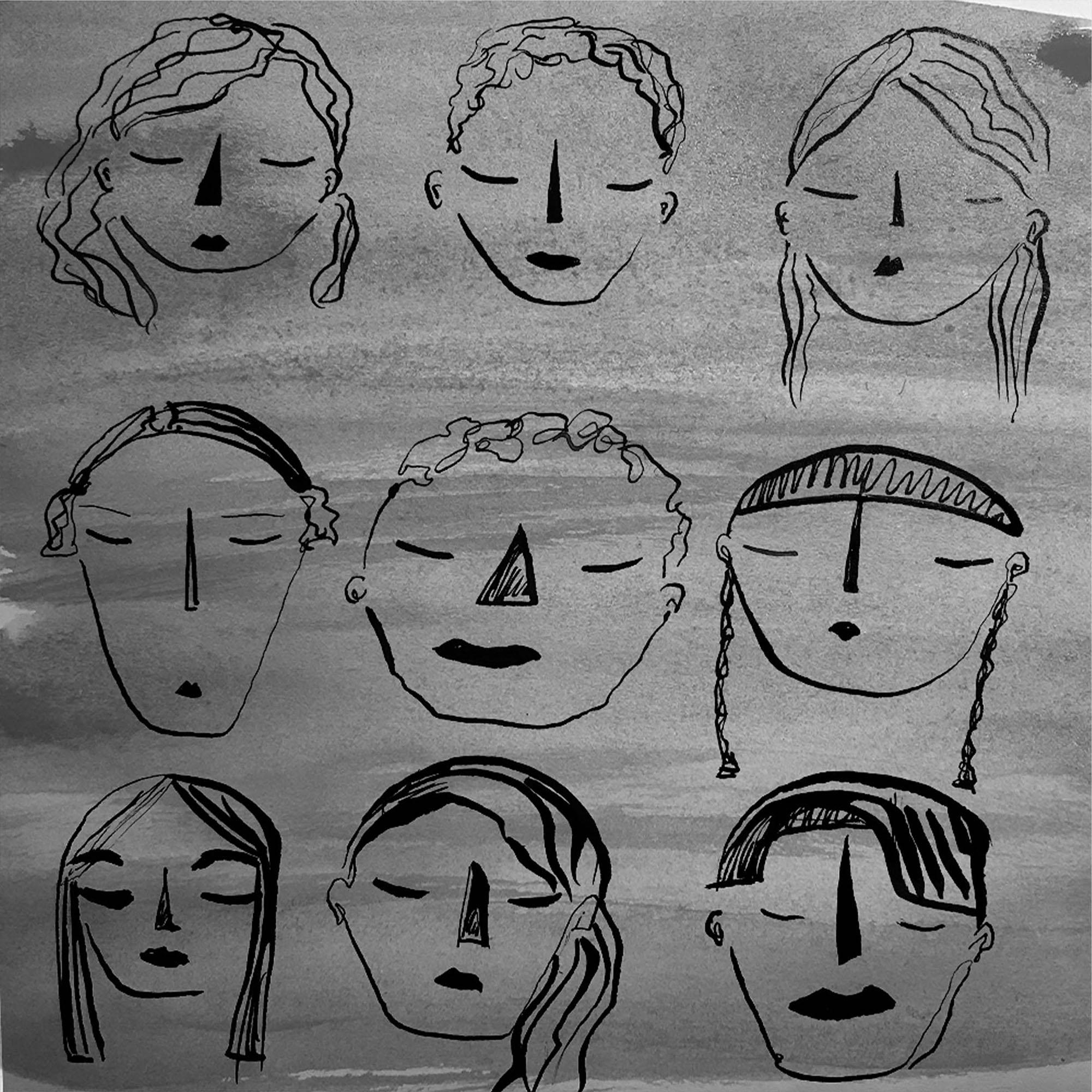 Weronika Szyma - Faces