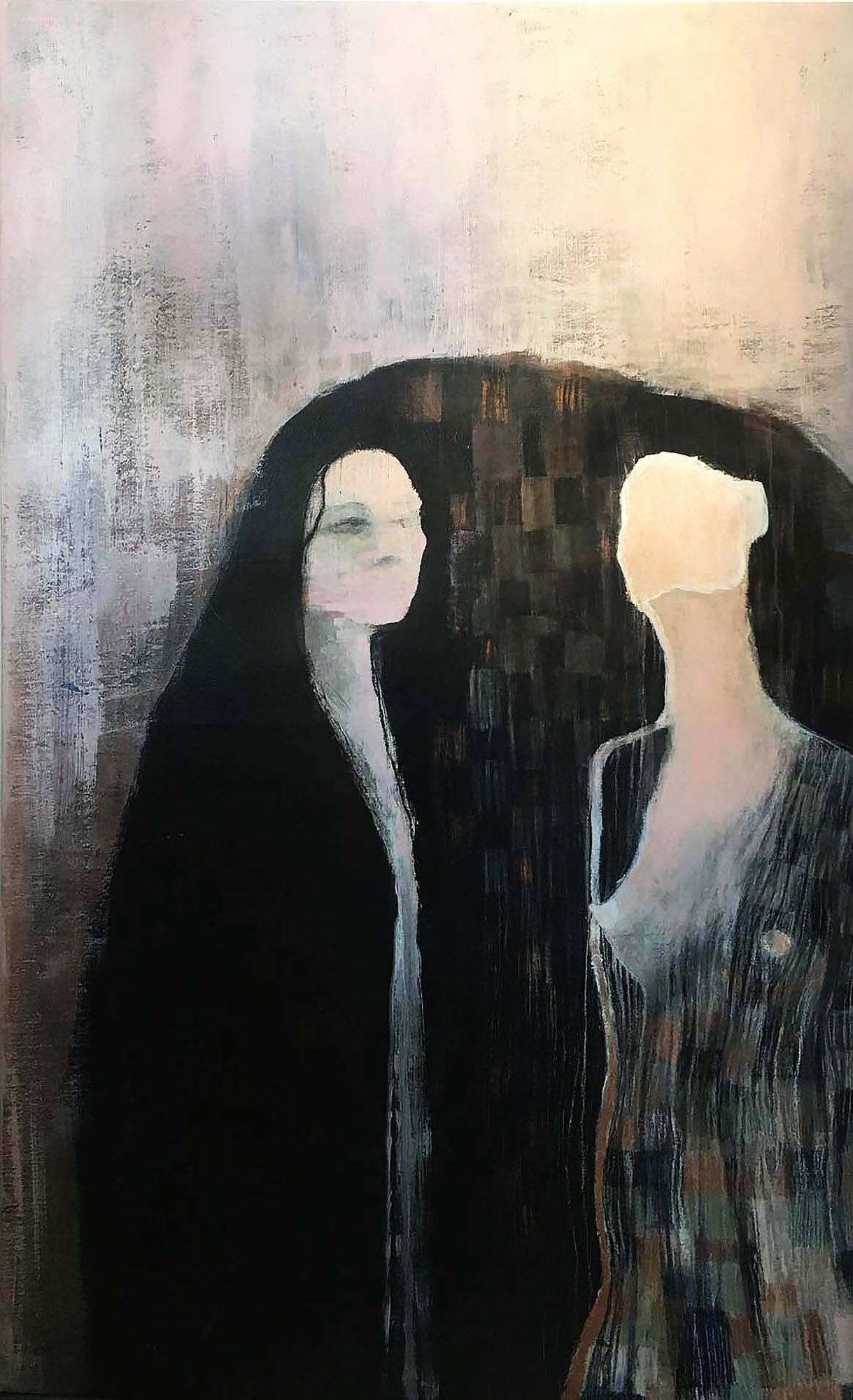 Iwona Ligęza - Dwie kobiety