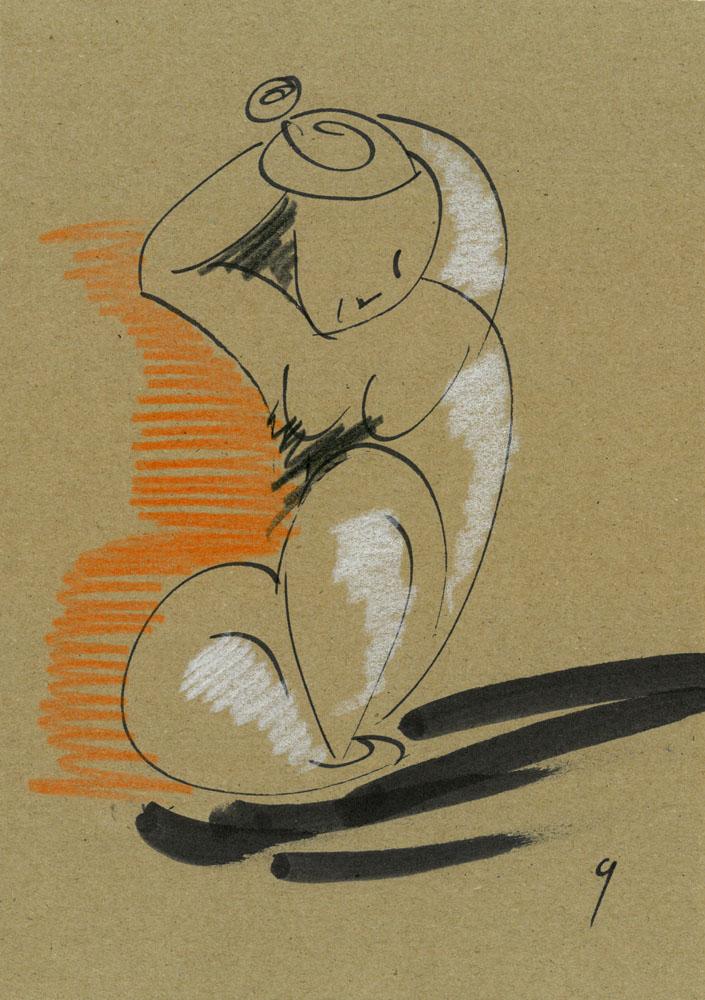 Cezary Jaworski - wg. Modiglianiego